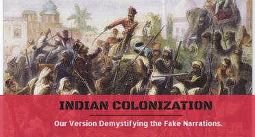 Indian Colonization and a $45 Trillion Fake-Narration.