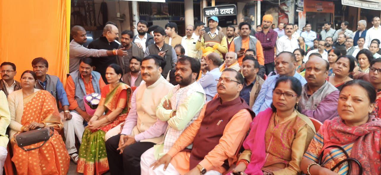 -लखनऊ में महानगर अध्यक्ष का ऐलान हो चुका है और लगातार दूसरी बार श्री मुकेश शर्मा को महानगर अध्यक्ष ब