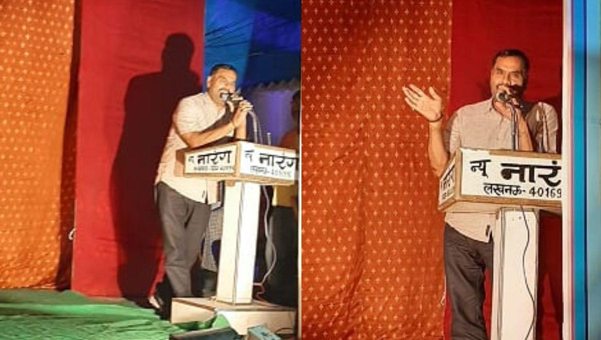 -वेजिटेबल ग्राउंड,आलमबाग में दस दिवसीय रामलीला का मंचन चतुर्थ नवरात्र से शुरू हुआ. रेलवे रामलीला दशह