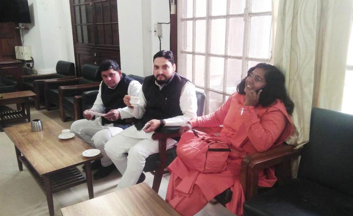 -भारतीय राजनीति के अंतर्गत दलितों और शोषितों के राजनीतिक एकीकरण और उत्थान के लिए प्रतिबद्धता से कार्