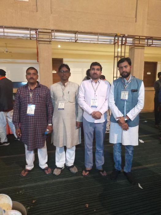 -अखिल भारतीय कांग्रेस कमेटी एवं माननीय प्रियंका गांधी की उत्तर प्रदेश 2022 की कोर टीम के आगाज के साथ