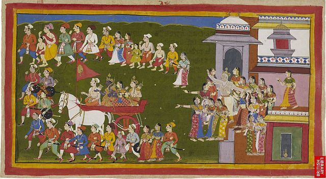 -Before the Structure, 6th December, Rath Yatra, Court case, British Raj, Babur, Damascus, Istanbul,
