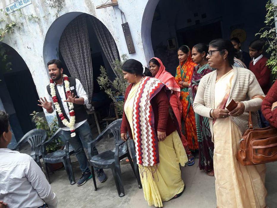 Mukesh Singh Monty -  मुकेश सिंह भारतीय जनता पार्टी के एक