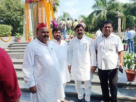राम मनोहर लोहिया जी के परिनिर्वाण दिवस पर पुष्पांजलि