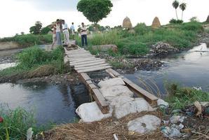 पूर्वी काली नदी – प्रदूषित ड्रेनेज सिस्टम से मलिन होती काली नदी