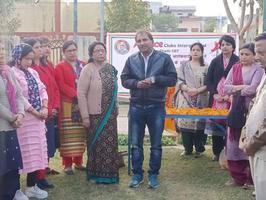 अमर शहीदों को शत शत नमन - कश्मीर में अलगाववादियों पर कठोर कार्यवाही की मांग