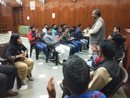 जदयू के सदस्यता ग्रहण समारोह का आयोजन