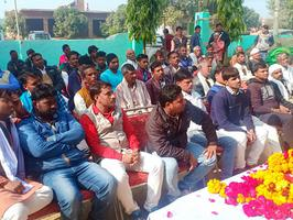 फर्रुखाबाद में पदाधिकारियों को संबोधन एवं सदस्यता ग्रहण समारोह
