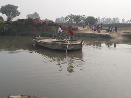 Kali River at Aligarh