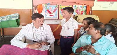 शिवपाल सावरिया - आदरणीय प्रधानमंत्री नरेंद्र मोदी जी के जन्मदिवस पर स्वास्थ्य शिविर का आयोजन