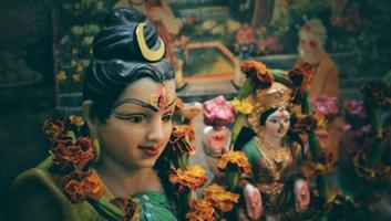 गंगा नदी - पहाड़, शिव का जीवन्त-शरीर है (MMITGM : (31 व 32)