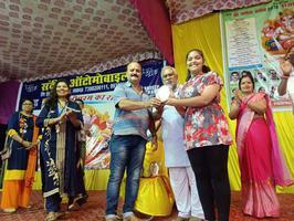 """""""राजाजीपुरम का राजा"""" कार्यक्रम में दिखा गणेश चतुर्थी पर्व का उत्साह"""