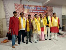 युवा जदयू दिल्ली – मिथिलांचल मंच दिल्ली में श्री श्री 1008 काली पूजा महोत्सव का विशाल आयोजन