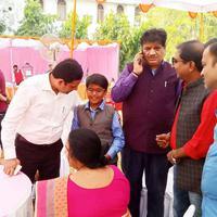 दीपावली के शुभ अवसर पर लखनऊ में माननीय मेयर श्रीमती संयुक्ता भाटिया के सन्निधान में कार्यक्रम