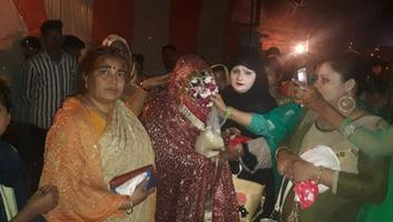 ज्योतिष्ना कटियार – विभिन्न विवाह समारोह में निभाई सहभागीदारी