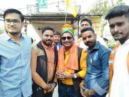 """""""कमल सन्देश"""" - राजाजीपुरम से प्रारंभ हुई सफल रैली से सम्पूर्ण लखनऊ हुआ भाजपामय"""