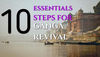 गंगा नदी - गंगा नदी संरक्षण का दससूत्रीय कार्यक्रम