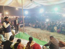 सर्वेश अम्बेडकर - बीजेपी शासन में दलित समाज पर हो रहा अत्याचार