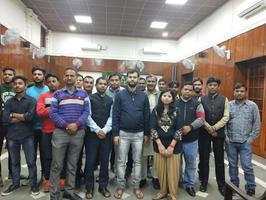 युवा जदयू दिल्ली – संगठन की मजबूती हेतु विस्तारपूर्वक चर्चा एवं सदस्यता ग्रहण समारोह का आयोजन