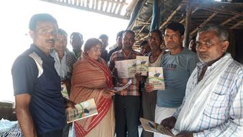 ज्योतिष्ना कटियार – नगर पंचायत अकबरपुर में भाजपा को बहुमत से विजयी बनाने की अपील