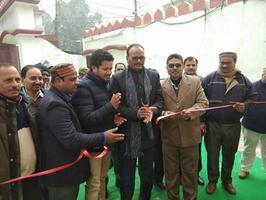 अमीनाबाद इंटर कॉलेज में निशुल्क चिकित्सा शिविर का आयोजन