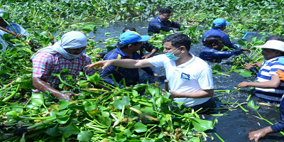हिंडन नदी - निर्मल हिंडन कार्यक्रम (हिंडन सेवा): लक्ष्य हिंडन को स्वच्छ, अविरल व प्रदूषण मुक्त बनाने का