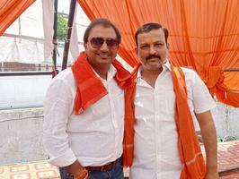 विभिन्न आयोजनों में शिरकत व वरिष्ठ अधिकारियों से मुलाकात