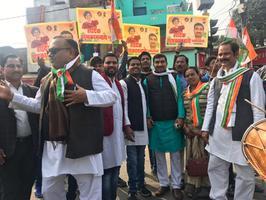 राजीव द्विवेदी – कांग्रेस द्वारा माननीय प्रियंका गांधी एवं ज्योतिरादित्य सिंधिया को महत्वपूर्ण जिम्मेदारी देने पर कार्यकर्ताओं में ख़ुशी की लहर