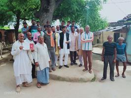 हमीरपुर उपचुनाव – पारा सेक्टर, सुमेरपुर में नुक्कड़ सभाओं को किया संबोधित