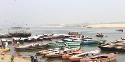 गंगा नदी और गीता – गंगा कहती है – मैं सभी प्राणियों की मुक्ति का मार्ग हूँ . अध्याय 18, श्लोक 40 (गीता : 40)