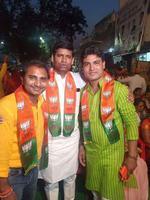 पश्चिमी विधानसभा, लखनऊ के अंतर्गत माननीय राजनाथ सिंह जी को भारी मतों से विजयी बनाने का लिया गया संकल्प