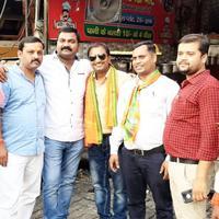पश्चिमी विधानसभा लखनऊ के अंतर्गत व्यापारियों से माननीय गृहमंत्री राजनाथ सिंह जी के पक्ष में वोट अपील