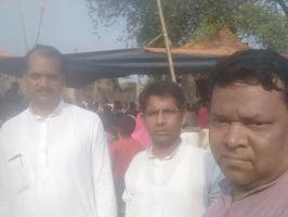 मुंगेर विधानसभा में एनडीए प्रत्याशी लल्लन सिंह के लिए मतदाताओं से वोट की अपील
