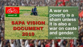 Sapa Vision Document 2019 : Mahaparivartan through social justice – A new vision, A new hope