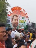 दिल्ली से हुआ कांग्रेस की भारत बचाओ महारैली का आगाज