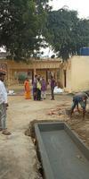 भुयादेवी मंदिर में छठ पूजा की तैयारियों की शुरूआत