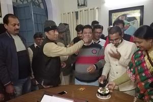 युवा जदयू दिल्ली – माननीय श्री आरसीपी सिंह जी को जन्मदिन की शुभकामनाएं