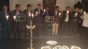 Earth Hour by Prithvi Innovations - Lucknow