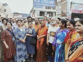 राजाजीपुरम परिक्षेत्र में स्वच्छता मिशन के साथ मनाई गयी महात्मा गाँधी एवं लाल बहादुर शास्त्री जयंती