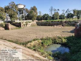 Ground Truthing of work carried out by NEER Foundation in the field of River & ponds revival
