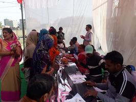 -कानपुर देहात में अकबरपुर नगर पंचायत की अध्यक्ष महोदया ज्योतिष्ना कटियार ने प्रधानमंत्री जन आरोग्य आ