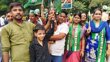 अमल कुमार - नहीं बर्दाश्त किये जायेंगे सीएम केजरीवाल के बिगड़े बोल, पूर्वांचलियों के साथ खड़ी जदयू सरकार