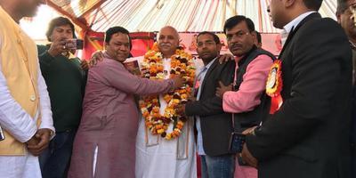 अमल कुमार - कुर्मी समाज दिल्ली द्वारा द्वितीय नव वर्ष मिलन समारोह का आयोजन