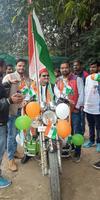 गणतंत्र दिवस के अवसर पर विभिन्न कार्यक्रमों में शिरकत