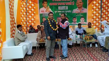 युवा जदयू दिल्ली – युवा जदयू कोंडली विधानसभा में अभिनंदन समारोह एवं रोड शो का आयोजन