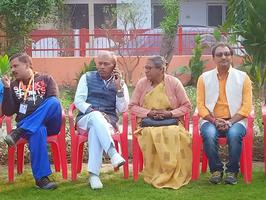 नगर विकास मंत्री श्री सुरेश खन्ना जी के आगमन पर वृक्षारोपण कार्यक्रम