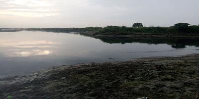 हिण्डन नदी -  बहाव क्षेत्र