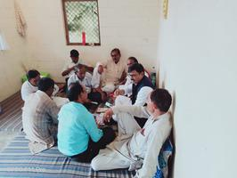 हमीरपुर के मौदाह ब्लॉक में साधा गया जनता से संपर्क, चुनावी अभियान ने पकड़ी रफ़्तार