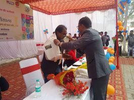 हिंदुस्तान पेट्रोलियम एवं नगर सुरक्षा कार्यक्रम में शिरकत