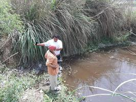 East Kali River Rejuvenation Plan prepared at its origin point